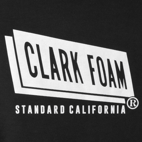 CLARK FOAM × SD Pullover Hood Sweat
