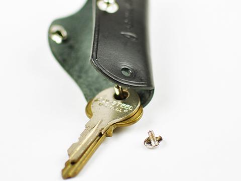 Button Works Concho Key Case