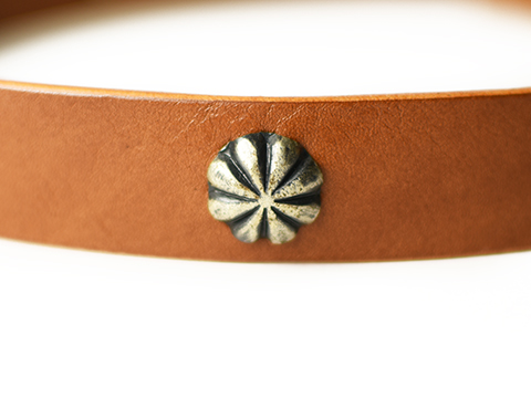 Button Works Concho Belt1