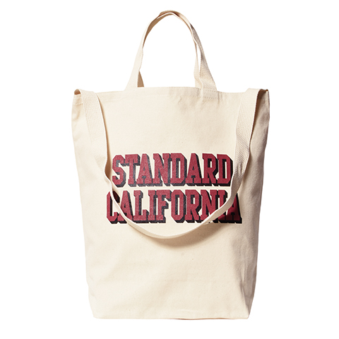 SD Made in USA Shoulder Tote Standard California Limited