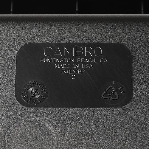 CAMBRO × SD Organizer