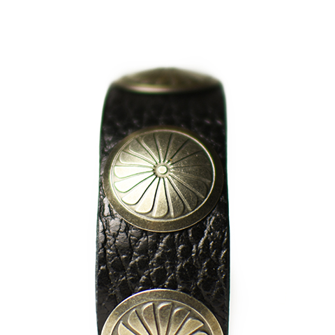 Button Works Original 3 Concho Ribbon Bracelet