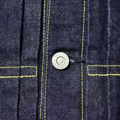 SD Denim Jacket S996 One Wash