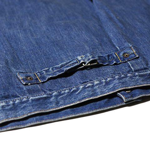 SD Denim Jacket S996 Vintage Wash
