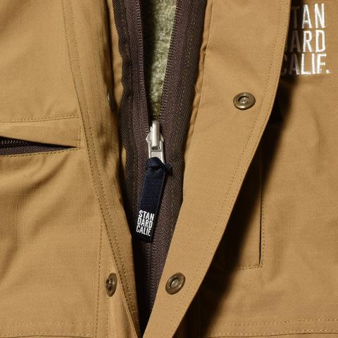 SD Fleestretch Reversible Jacket