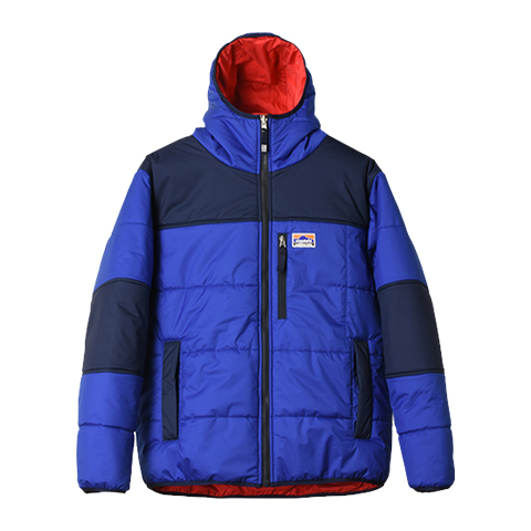 SD Stretch Reversible Puff Parka