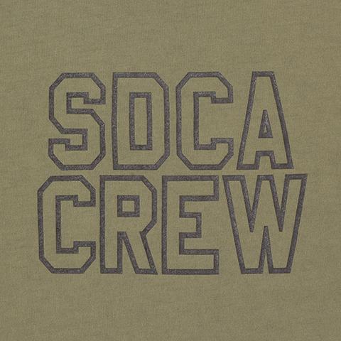 SD Tech Dry Logo Long Sleeve T