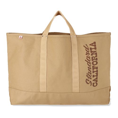 SD Made in USA Canvas Tote Bag Large