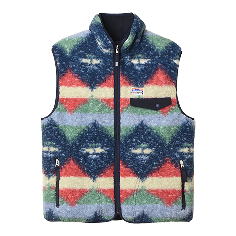 SD Fleestretch Reversible Vest