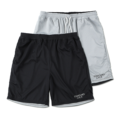 SD Reversible Logo Mesh Shorts