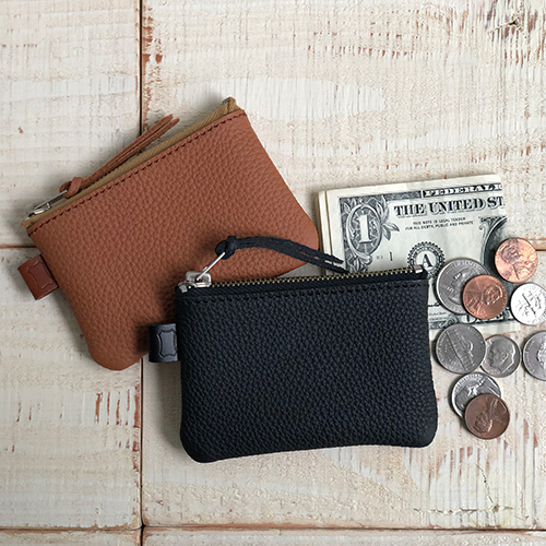 Button Works × SD Pouch Wallet
