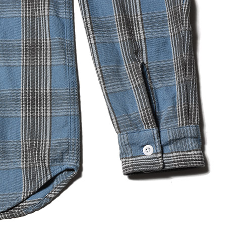 SD Flannel Check Shirt