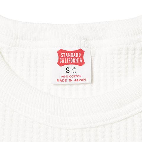 SD Heavyweight Waffle Thermal Long Sleeve T