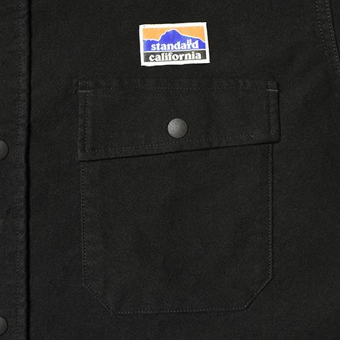 SD Stretch Moleskin Classic Field Shirt