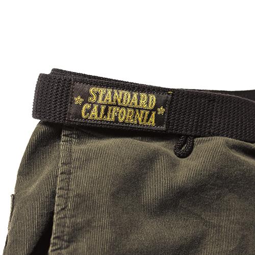 SD Easy Corduroy Pants