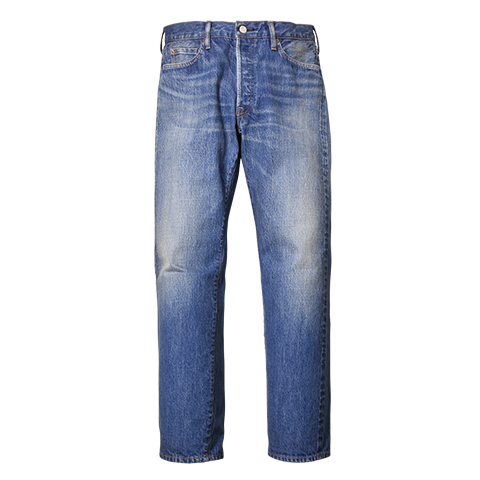 SD 5-Pocket Denim Pants 901 66 Vintage Wash