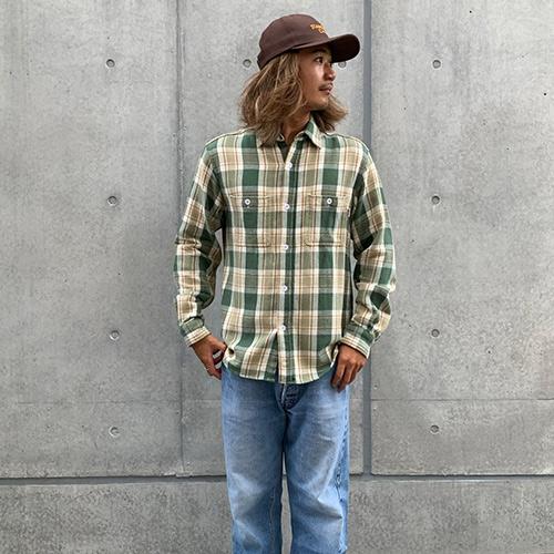 SD Flannel Check Shirt