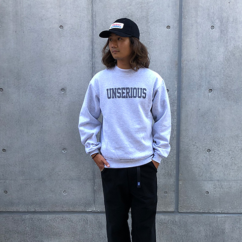 UNSERIOUS US ARMY Logo Sweat