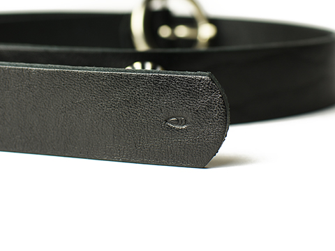 Button Works Concho Belt 3