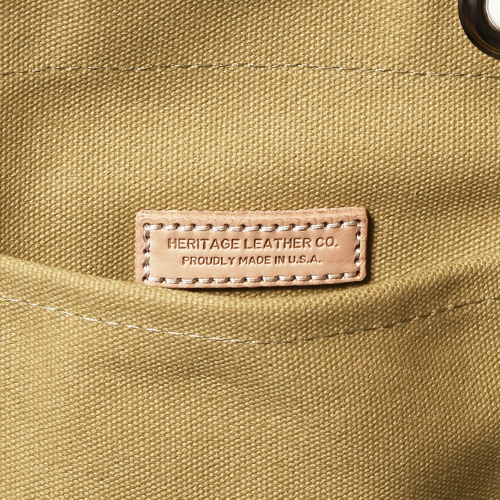 HERITAGE LEATHER × SD Wall Pocket