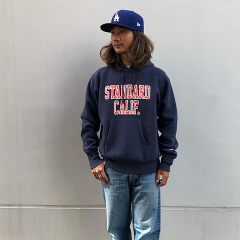 Champion × SD Reverse Weave Hood Sweat
