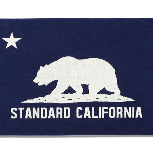 SD Cal Flag Towel