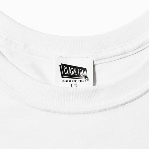 CLARK FOAM × SD Logo T
