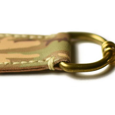 Button Works Camouflage Key Holder