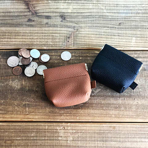 BUTTON WORKS × SD Leather Coin Case