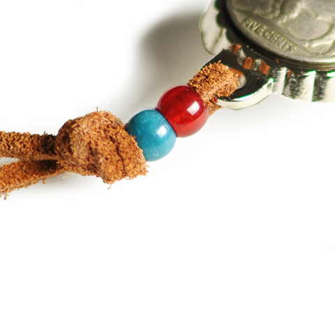 Button Works 5 Cents Bottle Opener Buffalo