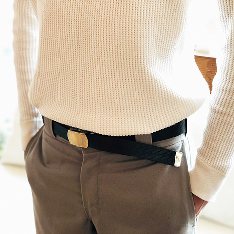 SD Made in USA Easy Leather Belt Type 2