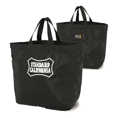 PORTER × SD Packable Utility Tote Bag