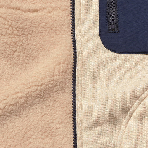 SD Classic Pile Jacket