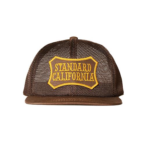 SD Shield Logo Patch All Mesh Cap