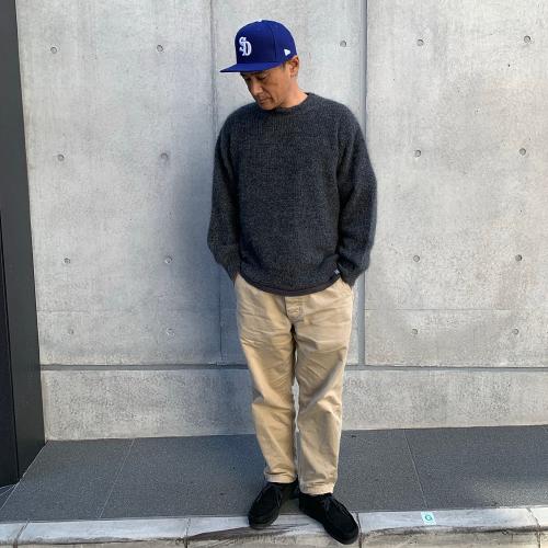 SD Mohair Sweater