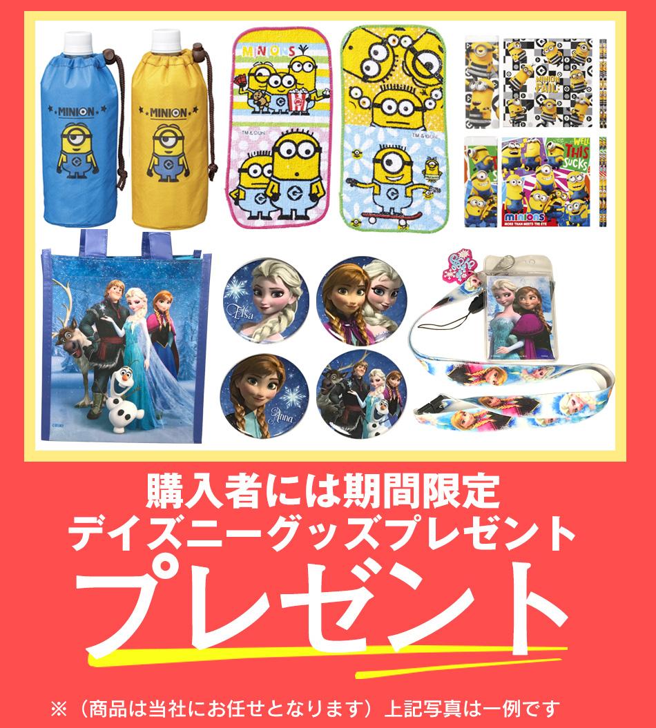ディズニー ヘアゴム ALL600円
