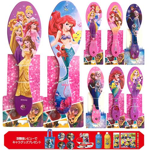 ディズニー ヘアブラシ ALL900円