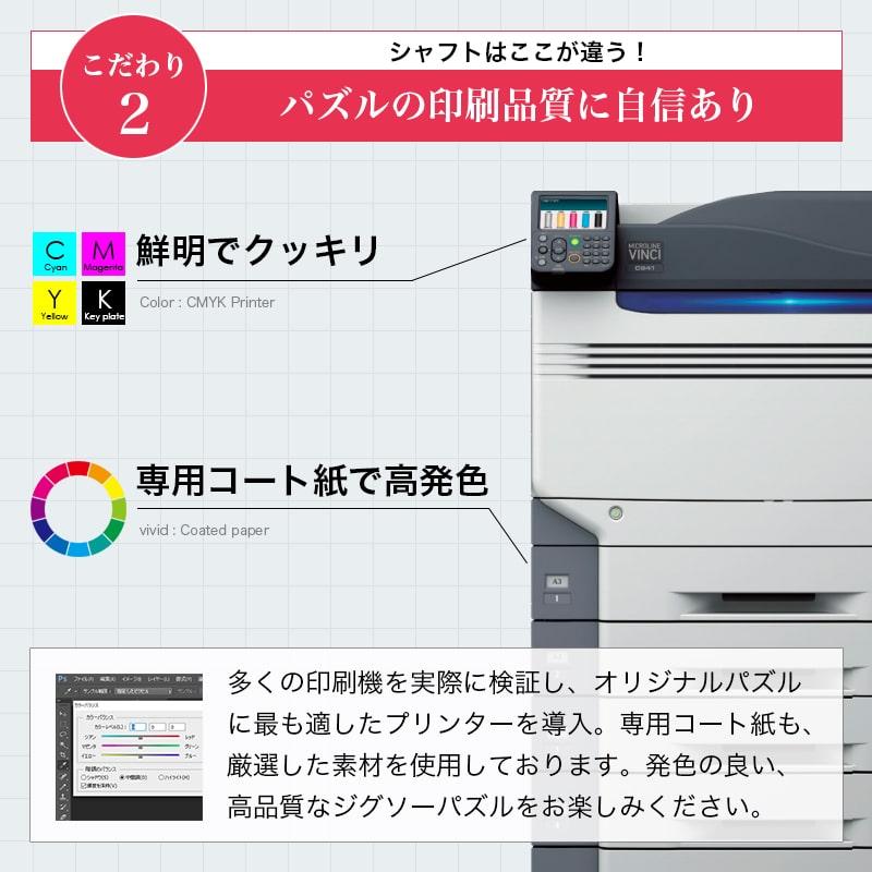 トレーニング用オリジナルパズル★SSサイズ★