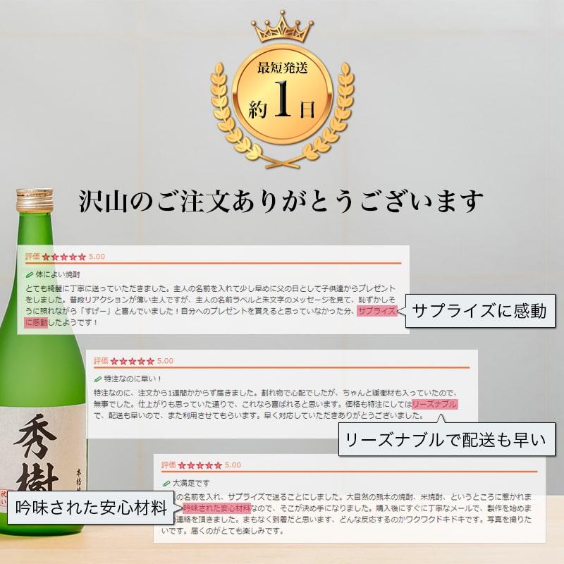 初代権六(四合瓶)