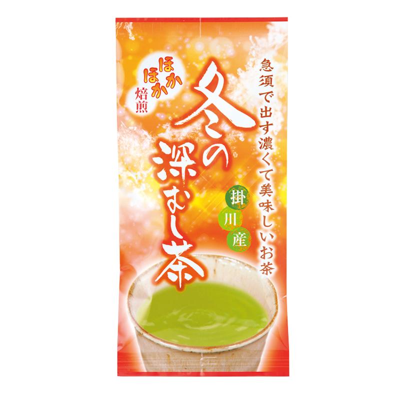 冬の深蒸し茶 100g