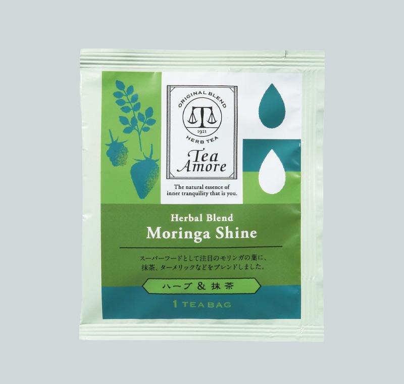 Moringa Shine (一煎茶)4g×5個 箱入り