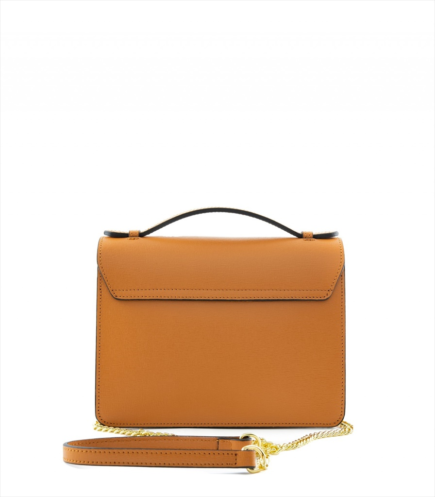 LEATHER AND SUEDE CROSSBODY BAG TRACOLLA_0050_CU COLOR: LIGHT BROWN