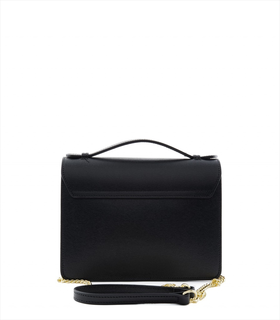 LEATHER AND SUEDE CROSSBODY BAG TRACOLLA_0050_NE COLOR: BLACK