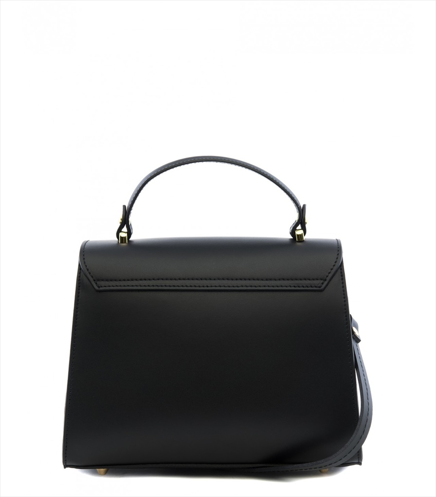 LEATHER HANDBAG BORSAMANO_0009_NE COLOR: BLACK