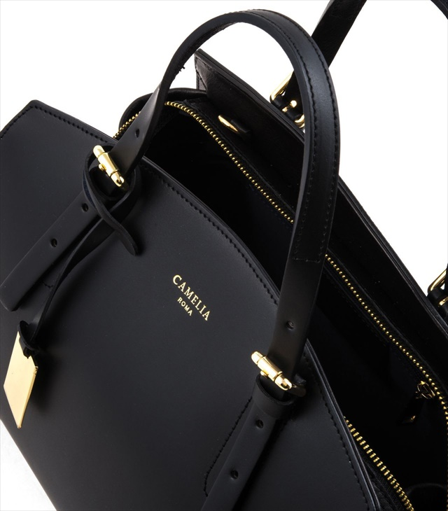 LEATHER SHOULDER BAG BORSASPALLA_0005_NE COLOR: BLACK