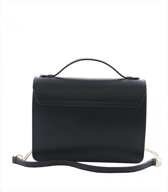 LEATHER AND SUEDE CROSSBODY BAG TRACOLLA_0031_NE COLOR: BLACK