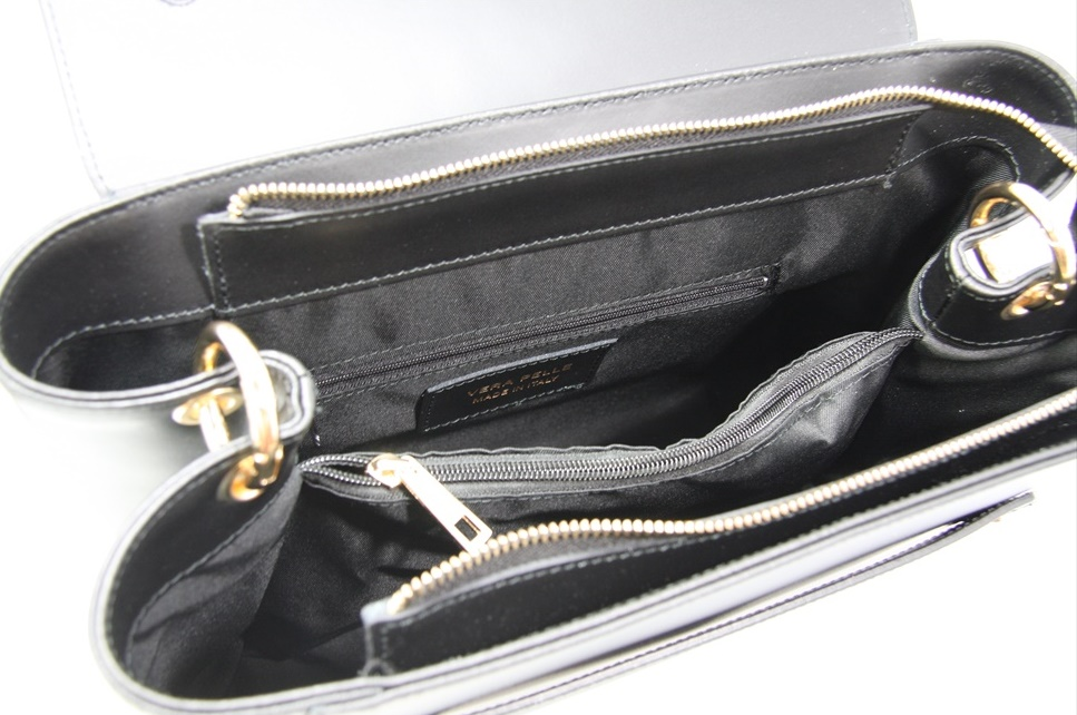 LEATHER HANDBAG BORSAMANO_0002_NE COLOR: BLACK