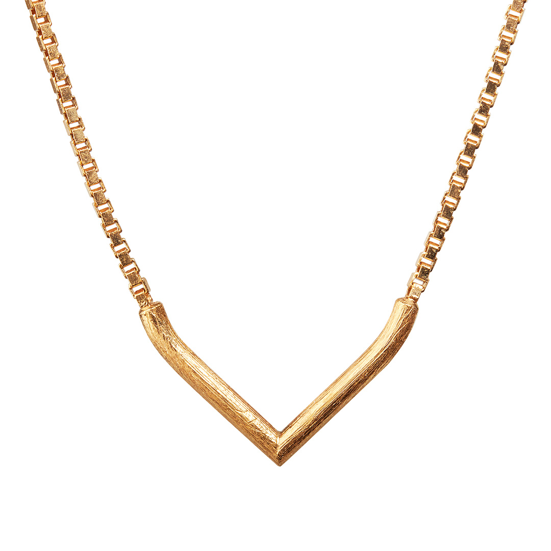 LEE necklace【GOLD】