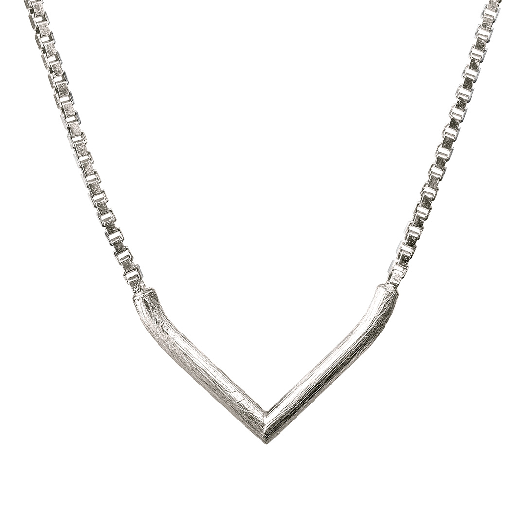 LEE necklace【SILVER】