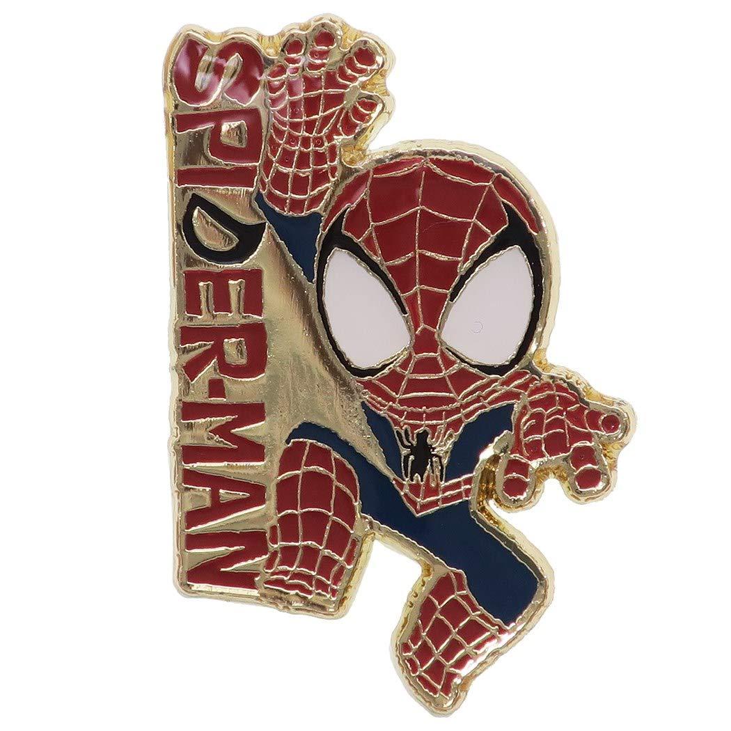 【入荷済】「 スパイダーマン 」ピンバッジ ピンズマーベル グリヒル